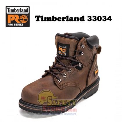 "Timberland Pro Pit Boss 6"" Steel Toe Work Boots 33034"