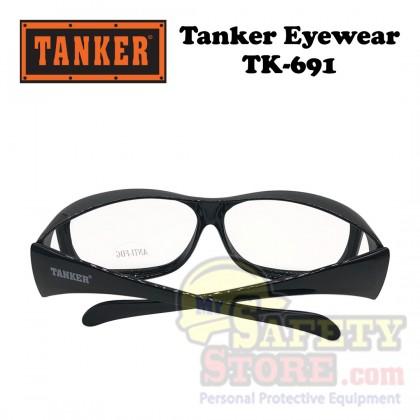 Tanker Safety Eyewear TK691
