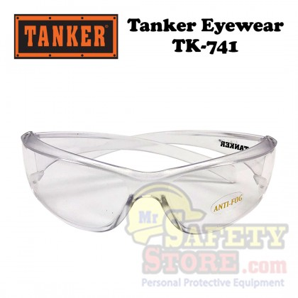 Tanker Safety Eyewear TK741