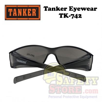 Tanker Safety Eyewear TK742