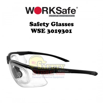 Worksafe Safety Glass WSE3019301