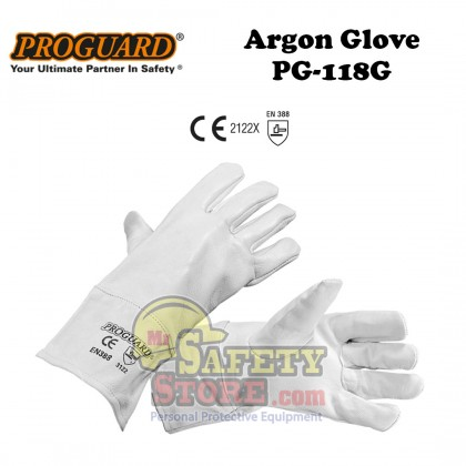 Proguard PG-118GA Argon Gloves