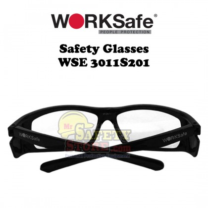 Worksafe Safety Glass WSE3011S211