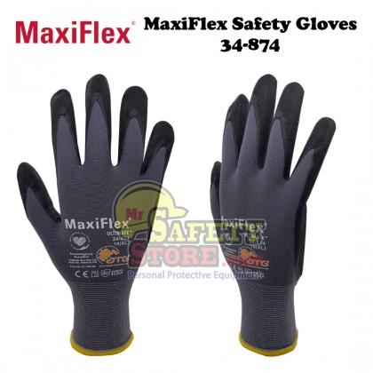 Maxiflex Safety Glove  42-874