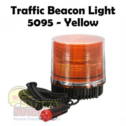 Traffic Beacon Light 5095 (Red/ Yellow)