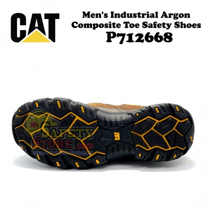 Caterpillar Men's Argon Composite Toe Work Shoe P712668