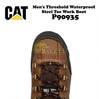 Caterpillar Men's Threshold Waterproof Steel Toe Work Boot P90935