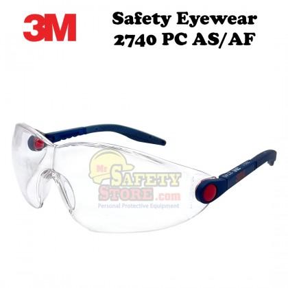 3M Safety Eyewear 2740 PC AS/AF