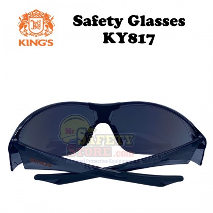 Kings Safety Glasses KY817