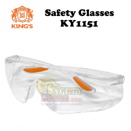 Kings Safety Glasses KY1151